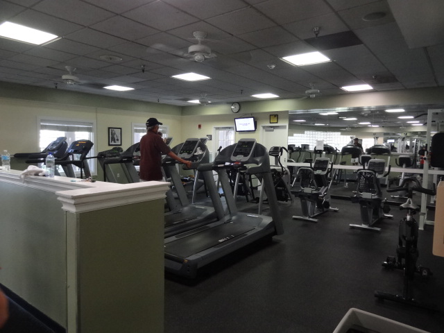 New Territory Sugar Land Exercise Room