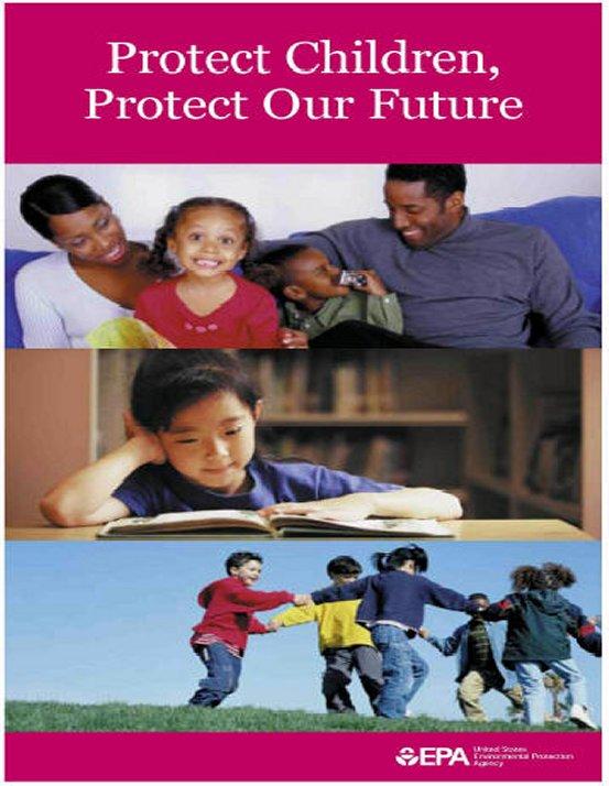 EPA Report Protect the Children